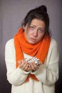 Schorre stem, verkouden en pijn in je keel 1